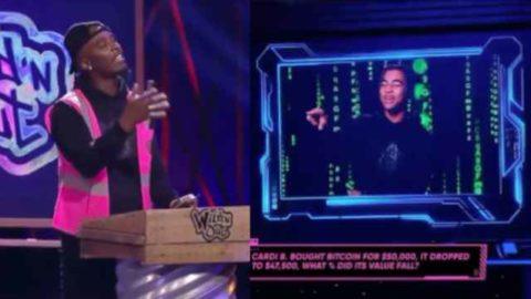 Human Calculator: 24kGoldn Shows His Smarts After Answering This Math Problem On Wild-N-Out!